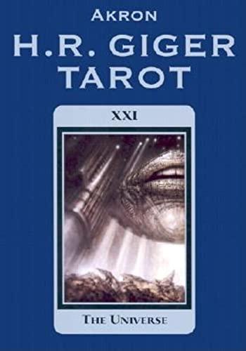 9783822858509: H.R. Giger Tarot Set
