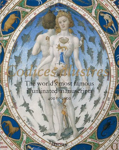 9783822858523: Codices Illustres: The World's Most Famous Illuminated Manuscripts, 400 to 1600 (Jumbo)