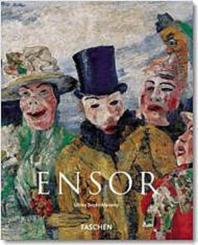 9783822858585: James Ensor, 1860-1949: Masks, Death, and the Sea (Taschen Basic Art)