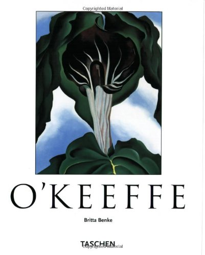 9783822858615: Georgia O'Keeffe, 1887-1986: Flowers in the Desert