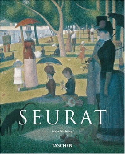9783822858639: Georges Seurat: 1859-1891 : The Master of Pointillism