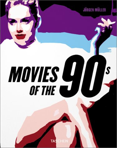 9783822858783: Movies of the 90s