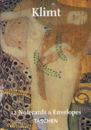 9783822858912: Klimt (Taschen Cardboxes)