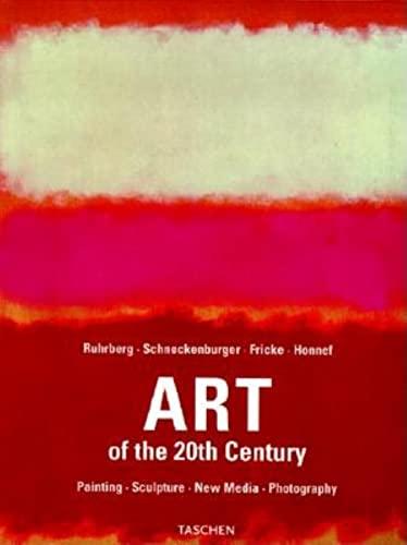 9783822859070: Art of the 20th Century