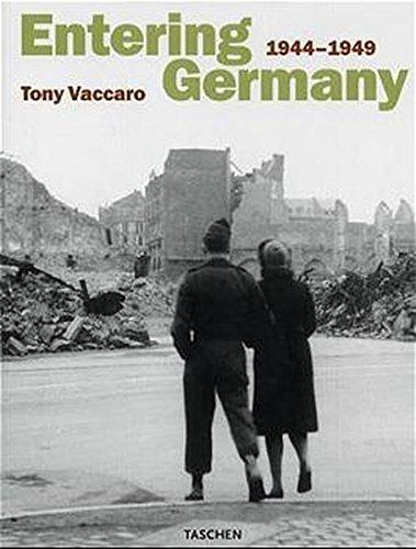 9783822859087: Entering Germany: 1944-1949