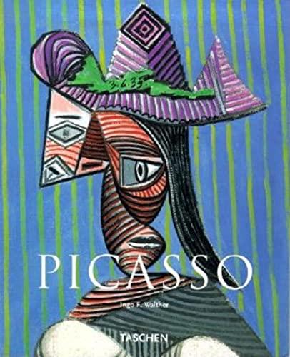 9783822859704: Picasso-Anglais (Basic Art Album)