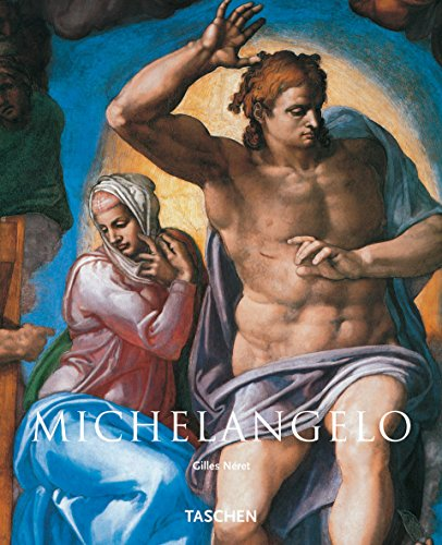 9783822859766: Michelangelo. Ediz. inglese (Basic Art Album)