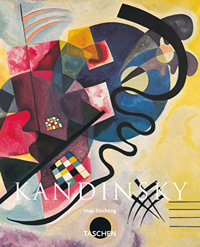 9783822859827: Wassily Kandinsky, 1866-1944: A Revolution in Painting