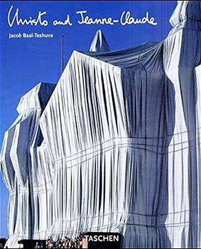 9783822860151: Christo and Jeanne-Claude (Basic Art) (German Edition)