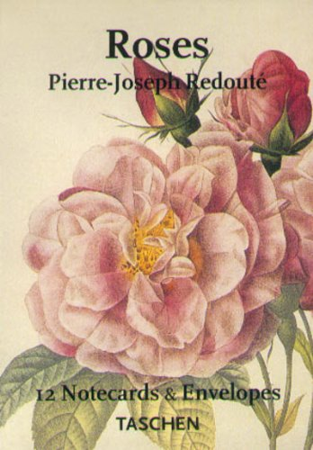 9783822860366: Redoute Roses (Taschen cardboxes)
