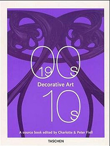 Decorative Art 1900's and 1910's.: CHARLOTTE FIELL; PETER