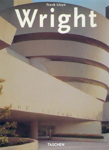 9783822860557: Frank Lloyd Wright (English, German and French Edition)