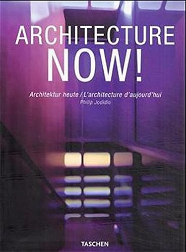 architecture now 6 english french german edition