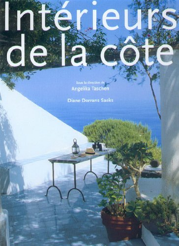 9783822861592: Seaside Interiors: Interieurs de La Cote/ Hauser Am Meer (English, French and German Edition)