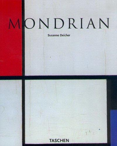 9783822861752: Piet Mondrian 1872-1944. Construction sur le vide