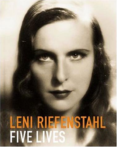 Leni Riefenstahl - Five Lives. [FLAT SIGNED Card Tipped In]: Leni Riefenstahl; Walk, Ines