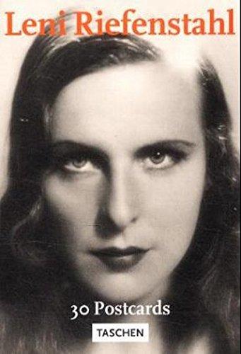 9783822862216: Leni Riefenstahl (PostcardBooks)