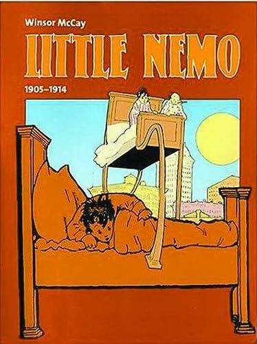 Little Nemo: 1905-1914 (Evergreen): McCay, Winsor