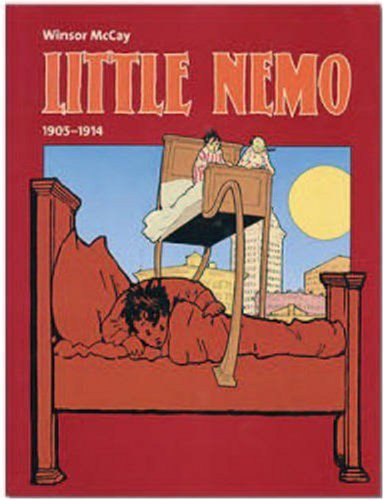 Little Nemo. 1905 - 1914. Little Nemo: McCay, Winsor [Introduction
