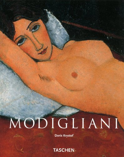 Amedo Modigliani 1884-1920: The Poetry of Seeing: Doris Krystof