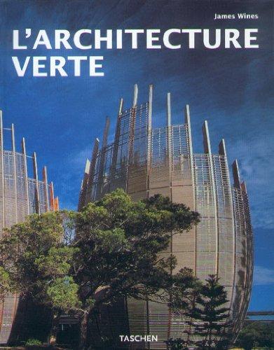 9783822863466: L'Architecture verte