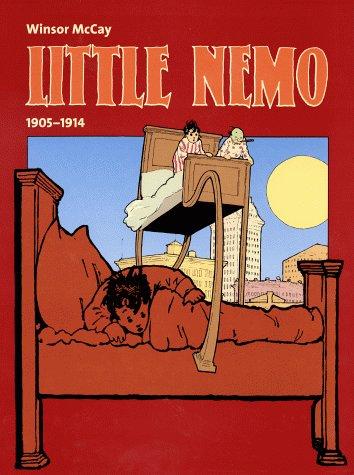 Little Nemo : Little Nemo in Slumberland, Littel Nemo in the land of wonderful dreams. - 1905 - ...