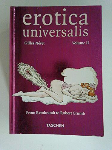 9783822864180: Erotica Universalis, Volume II