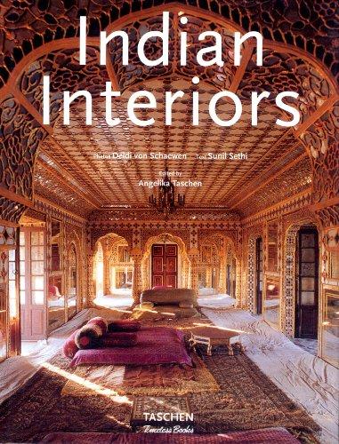 9783822865316: Indian Interiors