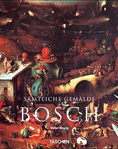 9783822865880: Hieronymus Bosch um 1450 - 1516: Zwischen Himmel und Hölle