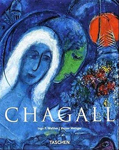 9783822865910: Marc Chagall 1887-1985: Malerei als Poesie