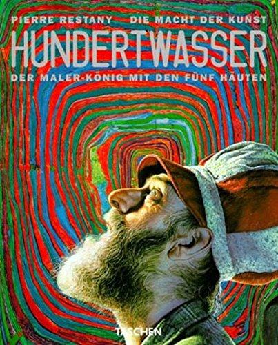 9783822865989: Hundertwasser. Die Macht der Kunst.