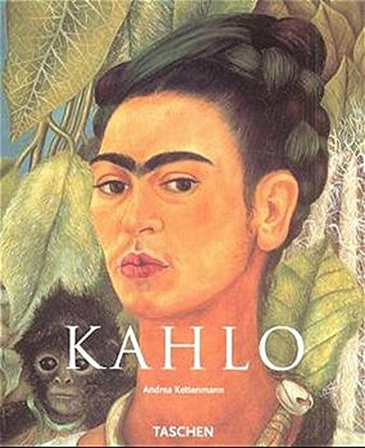 9783822865996: Kahlo (German Edition)