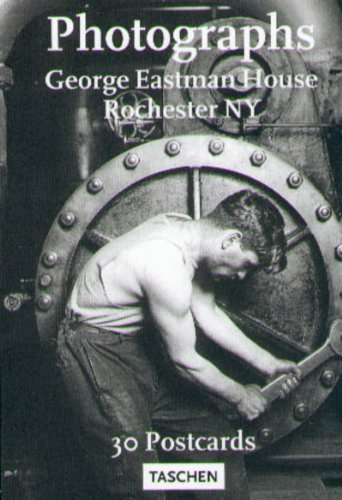 9783822866030: Photographs: George Eastman House, Rochester NY: 30 Postcards (Postcardbooks)
