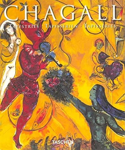 9783822866092: Marc Chagall: Tapestries/Tapisserien/Tapisseries: KA