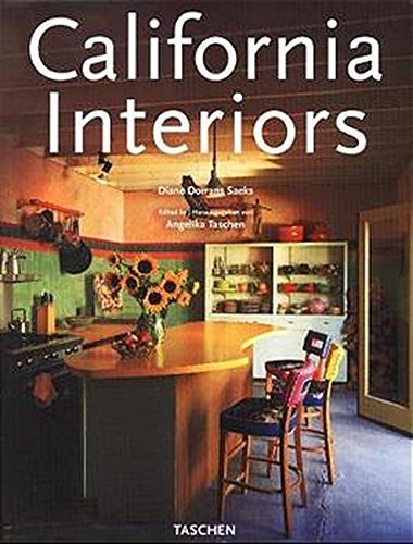 9783822866108: California Interiors