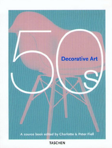 9783822866191: Decorative Art 1950s