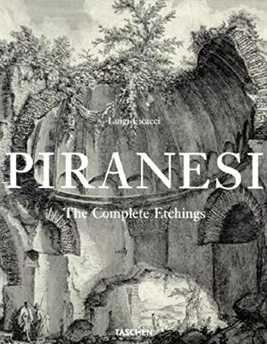 9783822866207: Piranesi: Complete Works (Klotz)
