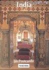 9783822866535: India (Postcardbooks)