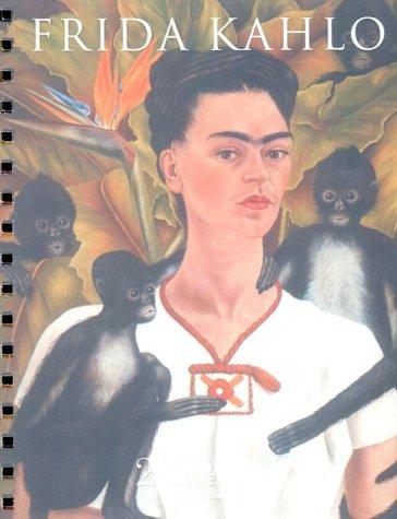 9783822867358: Agenda Kahlo 2000