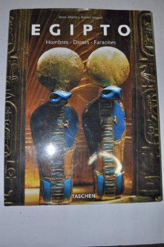 9783822867815: Egipto: Hombres, Dioses, Faraones (Spanish Edition)