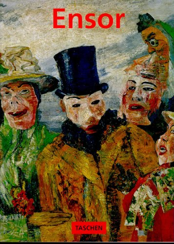 9783822869826: James Ensor 1860-1949