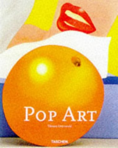 pop art by osterwold tilman taschen 9783822870211. Black Bedroom Furniture Sets. Home Design Ideas