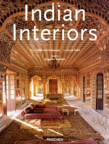 9783822870761: Indian Interiors (Interiors (Taschen))