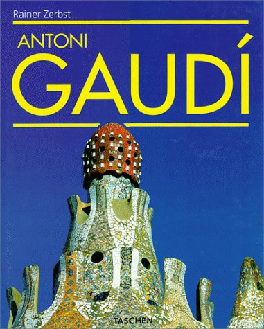 9783822870778: Antoni Gaudi (Big art series)