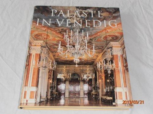 9783822871126: Paläste in Venedig