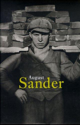 9783822871799: August Sander