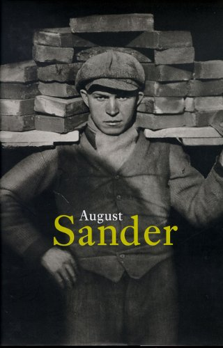 August Sander, 1876-1964 (English, French and German Edition): Susanne Lange