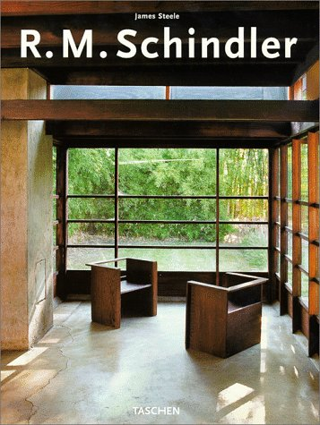 9783822871881: Rudolf Michael Schindler (Big Series Art) (English, German and French Edition)