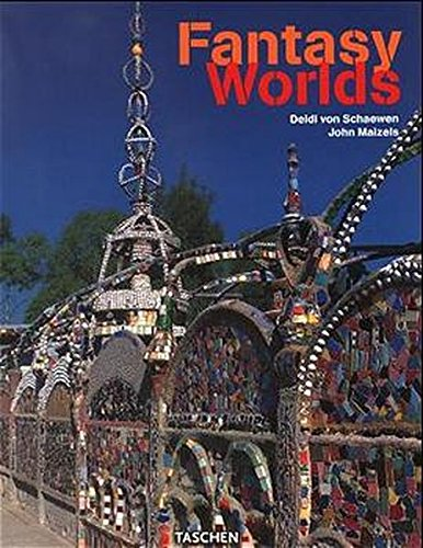 9783822871904: Fantasy Worlds (English, German and French Edition)