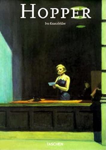 9783822872109: Edward Hopper, 1882-1967: Vision of Reality (Big Series Art)